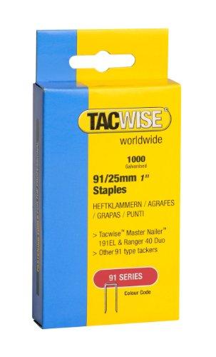 Grapas para Cables 25Mm Marca TACWISE