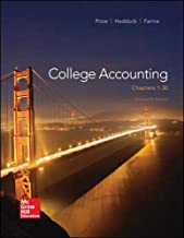 College Accounting: Chapters 1-30