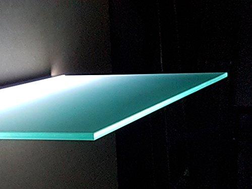 picturehangingdirect.co.uk LED-Lichtregal mit Driver beleuchtet für Geschäfte, Bar, Küche,...