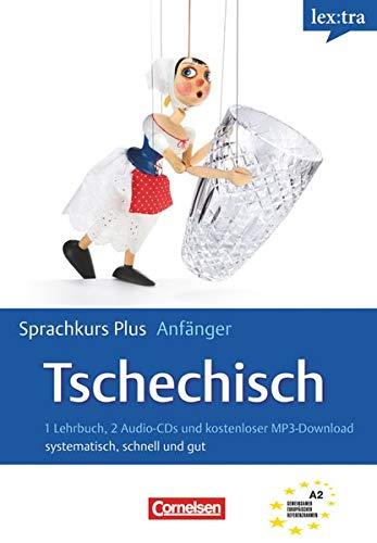 Lextra - Tschechisch - Sprachkurs Plus: Anfänger - A1/A2: Selbstlernbuch mit CDs und Audios online