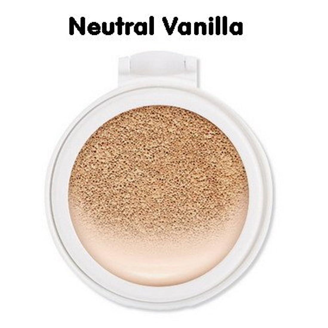 マイクロプロセッサ抹消クレア【ETUDE HOUSE(エチュードハウス)】エニクッション オールデーパーフェクト15g (リフィル) (SPF50+/ PA+++) (6カラー選択1) (Neutral Vanilla) [並行輸入品]