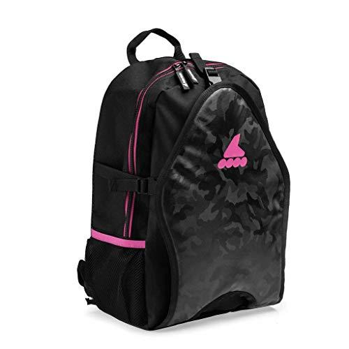 Rollerblade BACKPACK LT 15, schwarz/rosa, einheitsgröße