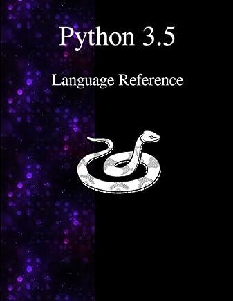 Python 3.5 Language Reference