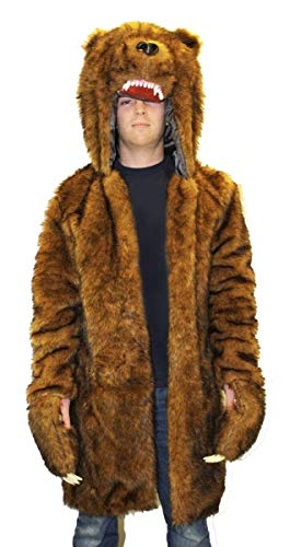 Workaholics Official Bear Coat - ST