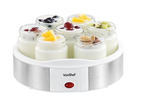 Why Choose 1.53-qt. Digital Yogurt Maker with 7 Jars