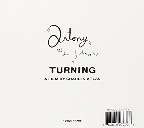 Antony and The Johnsons in Turning [DVD AUDIO]