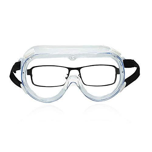 Aoory - Gafas natación Transparentes Prueba Polvo