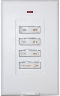 X10 3 Unit Slimline Wireless Wall Switch + Dimming