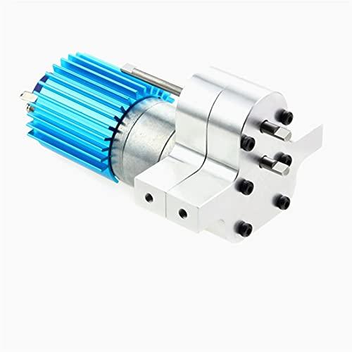 SXSM Caja De Cambios De Transmisión De Metal 370 Motor para WPL 1/16 RC Car B14 B16 B24 B36 C14 C24 JJRC Q60 Q61 Accesorios De Actualización Accesorios de Coche RC