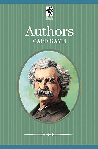 Authors Card Game (Authors & More)