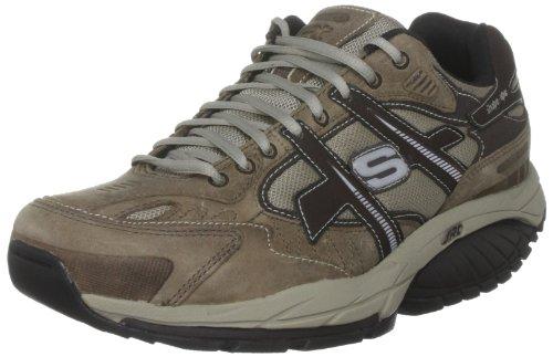 Skechers Kinetix - Zapatillas tonificadoras para Hombre, Color Gris, Talla 39.5