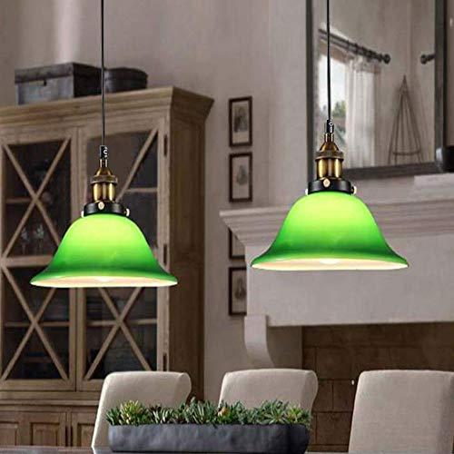 Lámpara colgante de iluminación de techo colgante vintage industrial Lámpara...