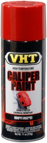 VHT SP731 Real Red Brake Caliper Paint Can - 11 oz. by VHT