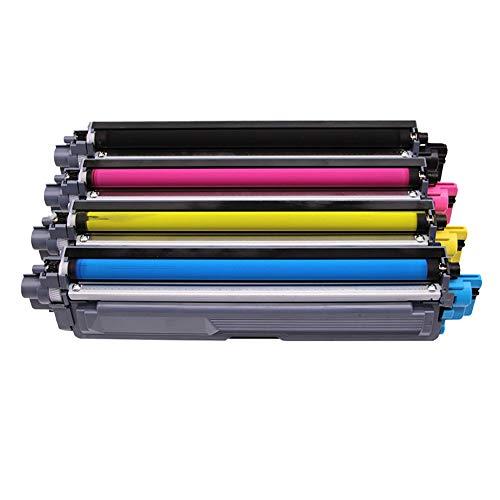 Consumibles Originales para Brother TN241 HL3140 MFC9130 9340CDW TN245 221 HL3170CDW MFC9330CDW DPC-9020CDW 4 Colores Cartucho de Tóner Impresora Nice y Eficiente Producto