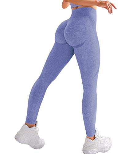 COMFREE Scrunch Butt Leggings Po Push Up Sportleggings Booty Leggins Butt Lifting Sport Damen Leggings Fitness Tights Yoga Pants Laufhose Yogahose Jogging Training Workout