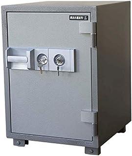 خزنة كهربائية مقاوم للاشتعال 105 بقفلين لاحكام الغلق من ماهمايي، 127 كجم
