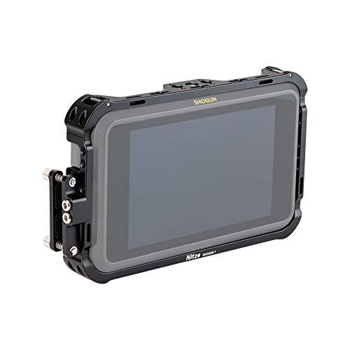 """Nitze 7 """"Monitor Cage für Atomos Shogun 7 mit HDMI Kabelklemme - TP-Shogun 7"""