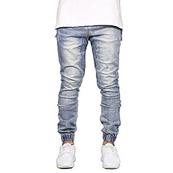 Best blue jean joggers mens Reviews