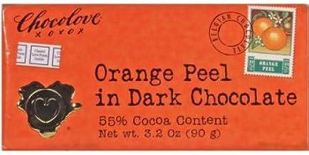 product image for 55% Dark Chocolate - with Orange Peel, 12 Units / 3.2 oz