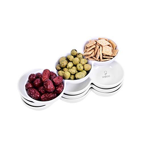La mejor comparación de Platos para fondue - 5 favoritos. 6