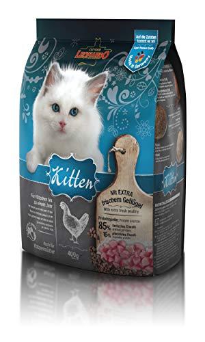 Leonardo Kitten Katzenfutter, 400g