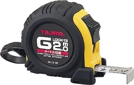 タジマ Gロック-13 2m 13mm幅 メートル目盛 GL13-20BL