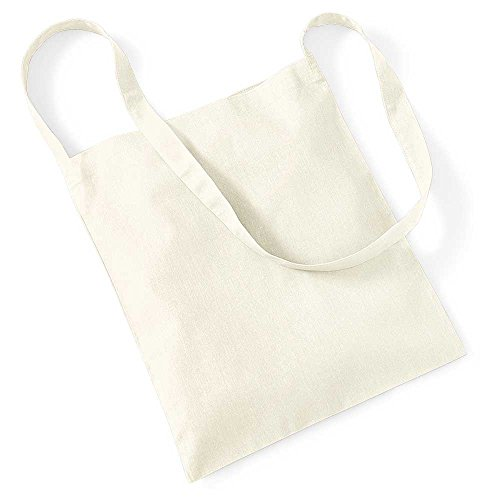 Westford Mill Ladies Colours Promo Sling Tote Bag One Size