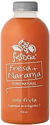 Zumo de Naranja y Fresa - 750 ml