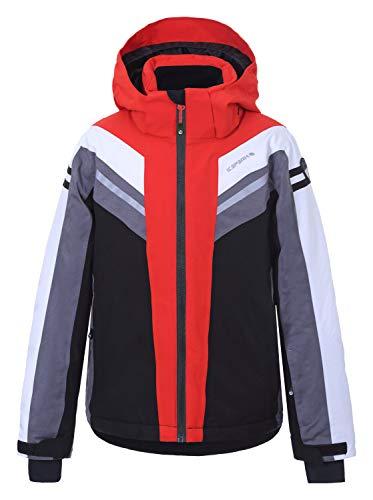ICEPEAK Jungen Skijacke Lamar Jr. 50027-645 Coral-Red/Winterjacke, Größe:176
