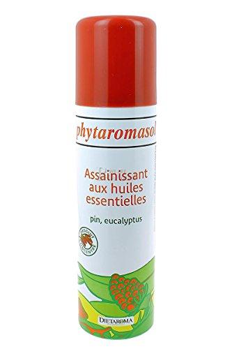 Phytaromasol - Assainissant Aux Essences de Plantes Pin et Eucalyptus