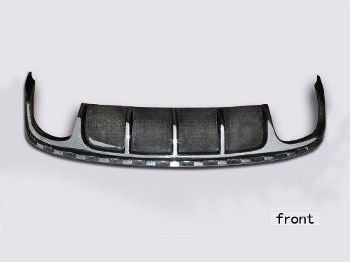 Wotefusi Arrière Inférieur Pare-Chocs Lèvres Spoiler pour VW Volkswagen CC