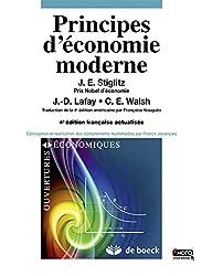 livre Principes d'économie moderne
