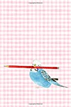 Parakeet Journal: Blue Parakeet (Small Journal 6 X 9) (150 Blank Lined Pages, Soft Cover) (Diary, Notebook)