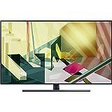 Samsung TV QLED EEC: A+ (A+++ - D) GQ65Q70 GQ65Q70TGTXZG 163 cm (65 Pouces) Twin DVB-T2/C/S2, UHD, Smart TV, Wi-FI