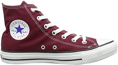 Converse Unisex - Erwachsene  Chuck Taylor All Star Core Sneakers - Rot (Bordeaux) , 50