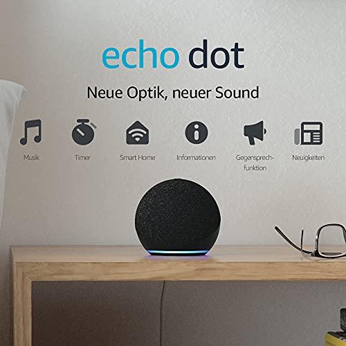 Der neue Amazon Echo Dot – 4. Generation – Sprachassistent mit Alexa - 7