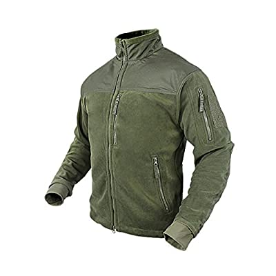 Condor Alpha Micro Fleece Jacket (Olive Drab, X-Large)
