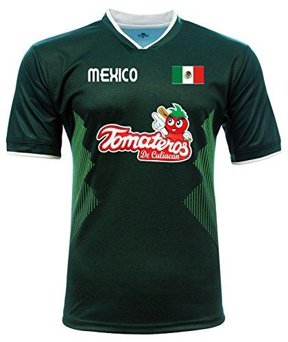 Tomateros Jersey Mexico de Culiacan (XXX-Large) Green