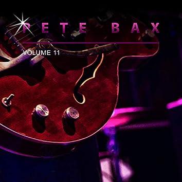 Pete Bax, Vol. 11
