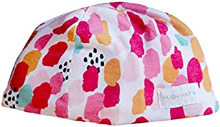 Hush Baby Hat with SoftSound Technology and Medical Grade Sound Absorbing Foam, Sherbet, Medium