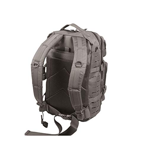 Mil-Tec Rucksack US Assault Pack Laser Cut, L, urban grey