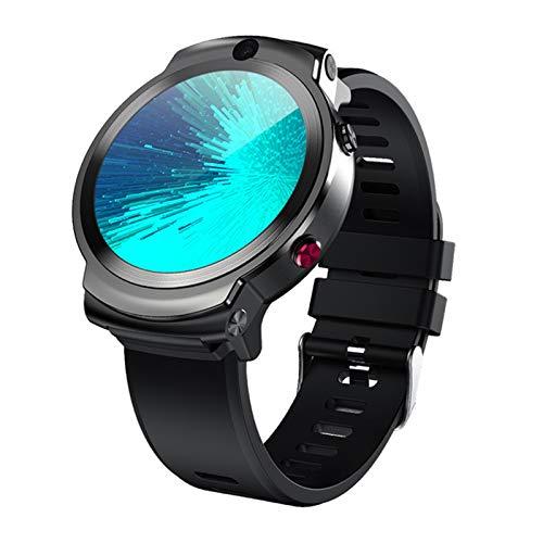 LKM GPS WiFi Fitness Tracker Giovane Smart Watch DM28 4G Sport Smartwatch Android 7.1 3 GB 32 GB MT6739 0.8 MP SIM Card,B