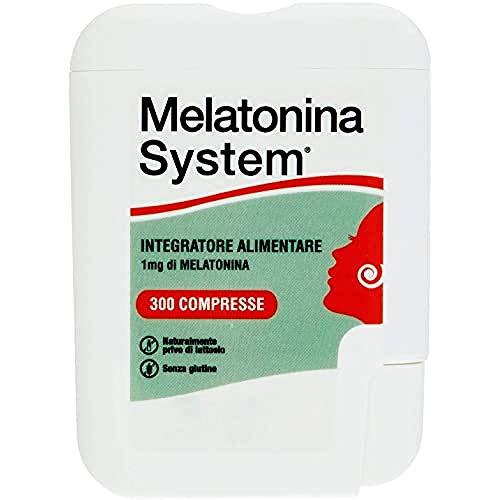 Melatonina System Da 300 Cpr 1Mg - 30 Gr