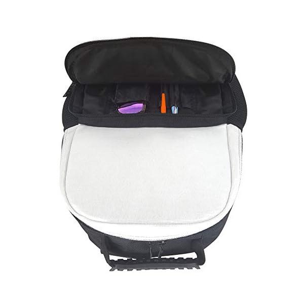41WZZCCGVPL. SS600  - Astronaut Snoopy mochila escolar bolsa de viaje bolsa de negocios mochila para hombres mujeres adolescentes escuela…