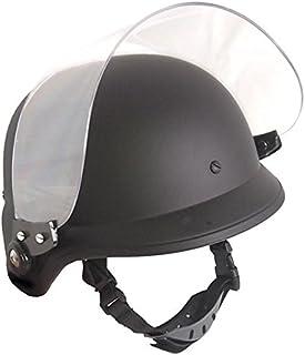 SHENKEL M88 フリッツ タイプ ライオット シールドヘルメット VISOR BK サバイバルゲーム サバゲー 装備 タクティカル ミリタリー フリーサイズ メンズ レディース