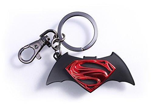 The Noble Collection Batman VS Superman Logo Key Chain