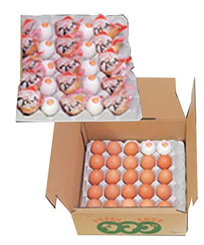 【よくばりセット・大】スモッち15個・できたて温泉卵10個(たれ付き)・名水赤がら20個