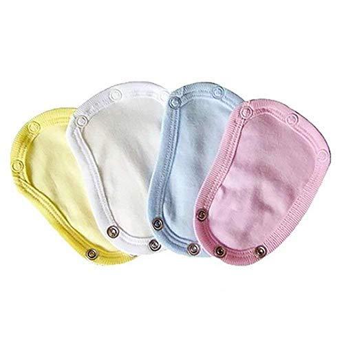 Uteruik Lot de 4 rallonges de costume pour bébé garçons et filles