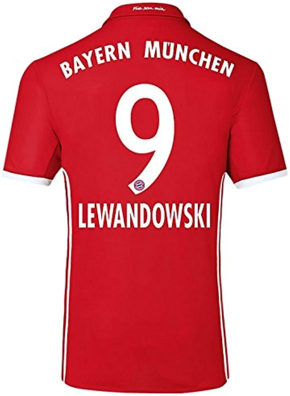 Trikot Adidas FC Bayern München 2016-2017 Home Home Home B01L25U0JW  Menschliche Grenze 858cd9