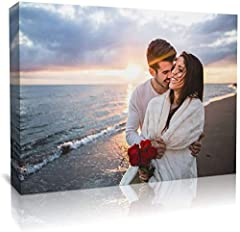 💕SUPERIOR QUALITY MADE IN AND SHIPPED FROM USA:We provides high-quality custom canvas prints that are made to order especially for you. Our canvas print are direct from the USA manufacturer and quality guaranteed. Each canvas art is ready to hang wit...